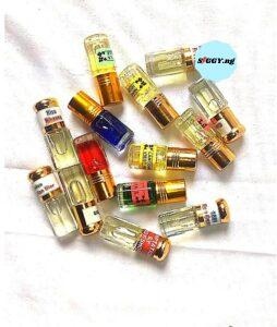3ml Perfume Oil based perfume with exotic fragrances. Get different fragrant scent for each day with guaranteed Long lasting 3ml Perfume Oil.