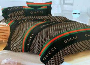 Buy Gucci Bed Sheets, Beddings, Duvets, Blankets and Pillow Cases from our Online Store. 100% Cotton Made. Order now.