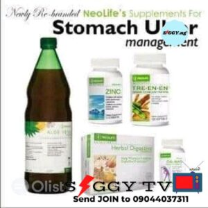 The Neolife line of nutritional supplements has been found to be very effective in the treatment and prevention of ulcer. Buy now.