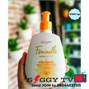 Feminelle Extra Comfort is pleasantly scented, intimate cleansing cream cleanses & cares for the vagina. It helps protect against infections.