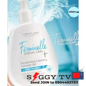 Feminelle Special Care Gel is an organic swedish, vaginal wash that helps with foul odour, itchy vagina, unusual dryness, painful intercourse, infection and generally helps to keep the vagina clean and refreshed. Feminelle Special Care Gel is adeodorising cleansing gel with Deo Complex that delivers an ultra fresh feeling, while effectively preventing the development of unpleasant intimate odours caused by bacteria and limiting harmful bacteria proliferation. Leaves skin feeling fresh and moisturised