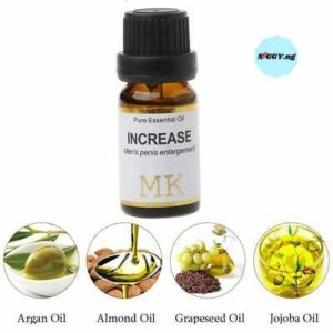 Apply MK Pure Essential Oil for Men Penis Enlargement on the penis and slightly massage let medicine be fully absorbed. Buy now.