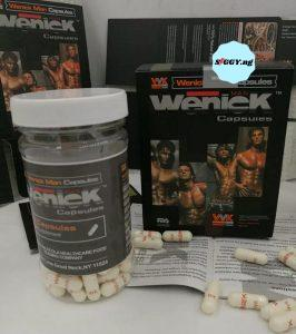 Wenick Man Capsules is designed for men penis enlargement. Buy Wenick capsules at cheap price in Nigeria with multi uses, reviews and benefits.