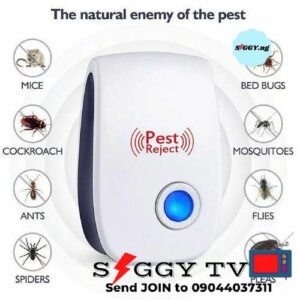 Ultrasonic Pest Reject is an electronic pest repeller that applies the newest electromagnetic technology to extremely irritate insects, rodents & mice.
