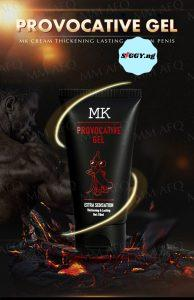 MK provocative gel is for men that want to have an amazing sexual experience. It makes your penis tough with extra sensation, thickening & you last longer in bed. Buy now.