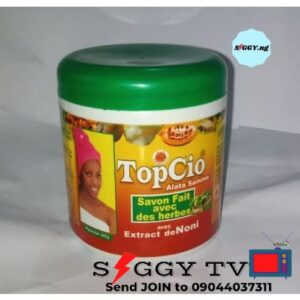 Use Topcio Soap to give you a lighter, fairer and smooth skin. Testimonies, reviews and price of this black soap are great. See Topcio black soap before and after on Siggy.