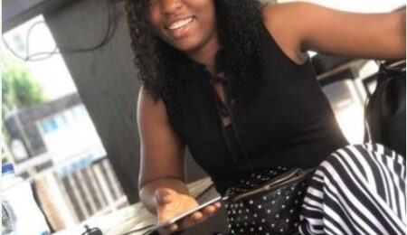 A uniben female student of the University of Benin, Olive Ize-Iyamu has been declared missing by her family members. She was last heard from on the 17th of May by her elder sister. The missing lady had reportedly gone to a client's place to deliver cooking service.