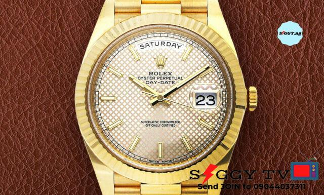 Luxury Wristwatches & Jewelries for Men and Women