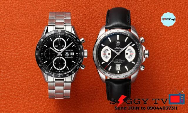 Luxury Wristwatches & Jewelries for Men and Women1