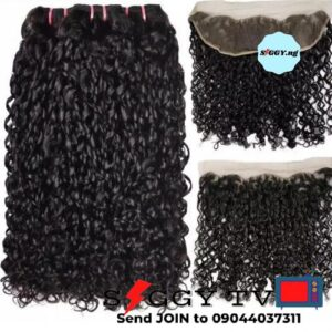 DD Piano Pixie Curl Hair Extension is a top grade 14inches Virgin Hair Weave. It is a super luxury curly DoubleDrawn Human Hair.