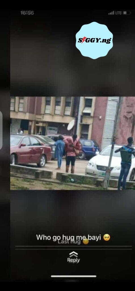 See Funny Pictures of University of Lagos (UNILAG) Students Vacating School Premises as third wave of COVID-19 hits the Varsity.