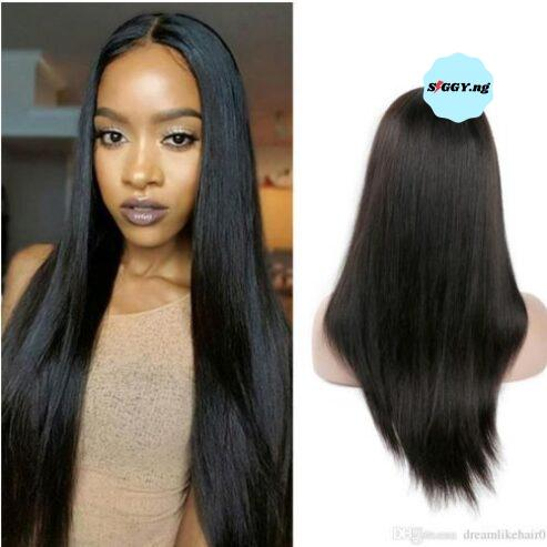 Bone-Straight-Wig-With-one-part-Closure-100-20-inches-Human-Hair